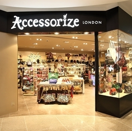 Accessorize store Hysan Place Hong Kong