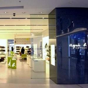 Agnès b. APM shopping mall Hong Kong