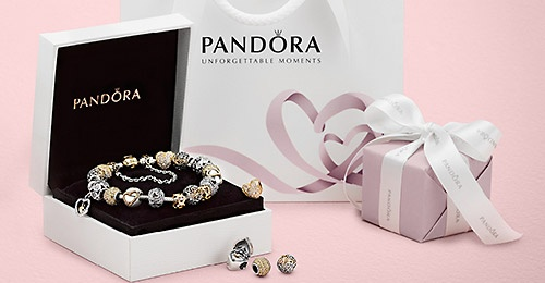 Pandora jewelry Hong Kong