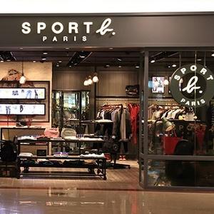 Sport b. clothing store Plaza Hollywood Hong Kong