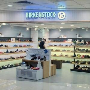Birkenstock shoe store Tuen Mun Town Plaza Hong Kong