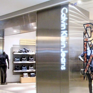 Calvin Klein Jeans APM shopping mall Hong Kong