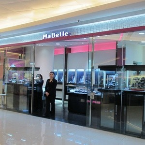 MaBelle jewellery store APM Hong Kong
