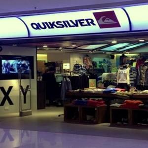 Quiksilver store APM Hong Kong