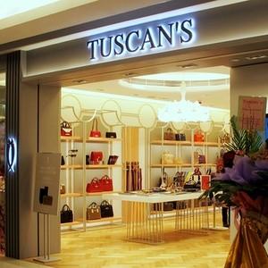 TUSCAN'S bag store apm Hong Kong