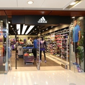 adidas store Telford Plaza Hong Kong