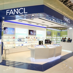 FANCL cosmetics shop Landmark North Hong Kong