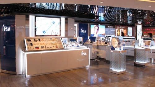 IPSA Sogo Department Store Hong Kong