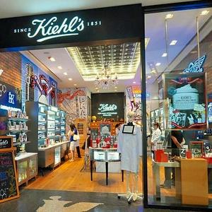 Kiehl's store ifc mall Hong Kong