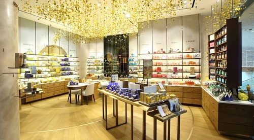 L'Occitane en Provence store IFC Mall HK