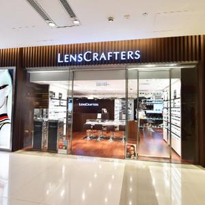LensCrafters optical shop K11 Hong Kong