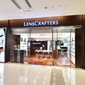 LensCrafters optical shop K11 Hong Kong
