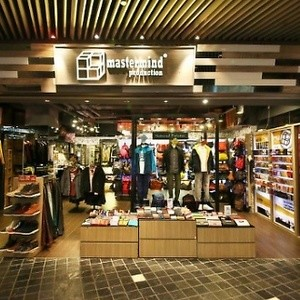 mastermind production store Langham Place Hong Kong