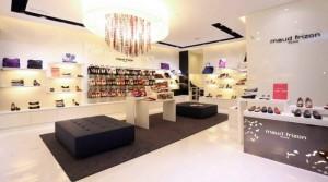 Maud Frizon Paris shoe shop APM Hong Kong