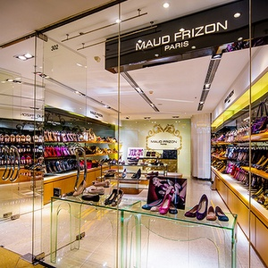 Maud Frizon Paris shoe shop Cityplaza Hong Kong