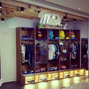 MeeH clothing store apm Hong Kong