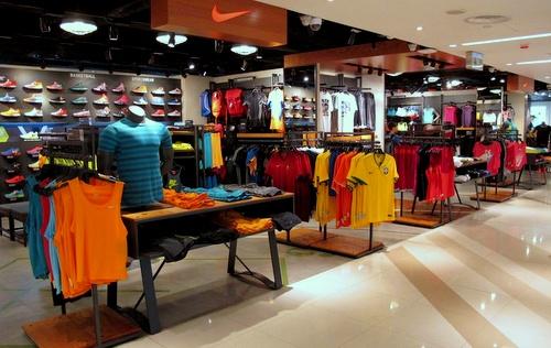 Nike SOGO department store Hong Kong