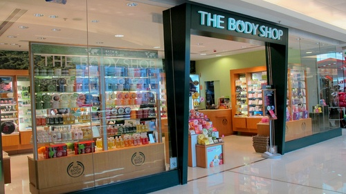 The Body Shop store apm Hong Kong