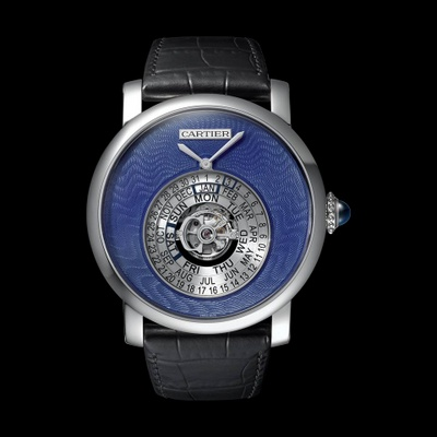 Cartier luxury wristwatch.