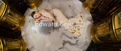 Edward Chiu jewellery store at ifc mall in Hong Kong.