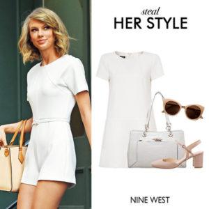 Nine West Taylor Swift ad.