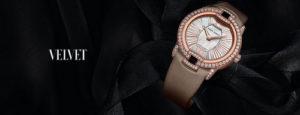 Roger Dubuis Velvet series watch.