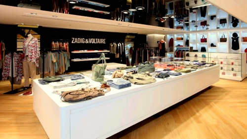 Zadig & Voltaire shop Harbour City Hong Kong