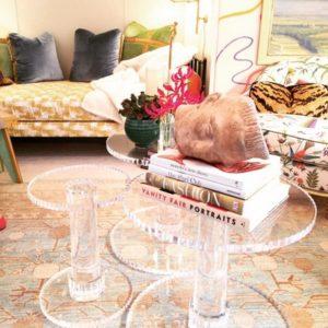Lala Curio home décor products.