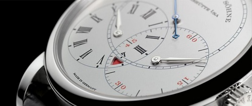 A. Lange & Söhne watch.
