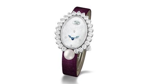 Breguet Perles Impériales wristwatch.