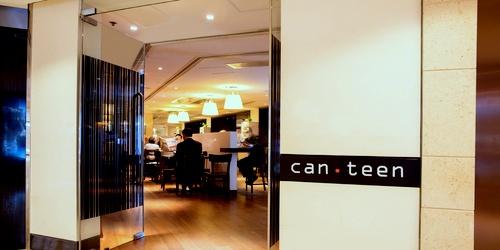 can.teen restaurant Landmark Hong Kong.