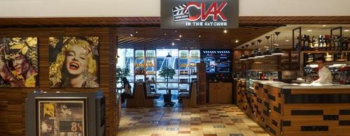 CIAK - In The Kitchen Italian restaurant Landmark Hong Kong.