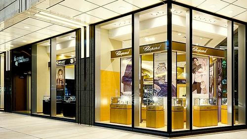 Global Timepieces watch store K11 Art Mall Hong Kong.