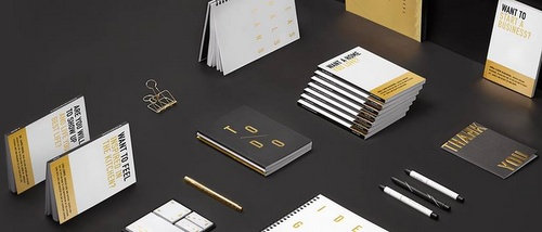 kikki.K stationery products.