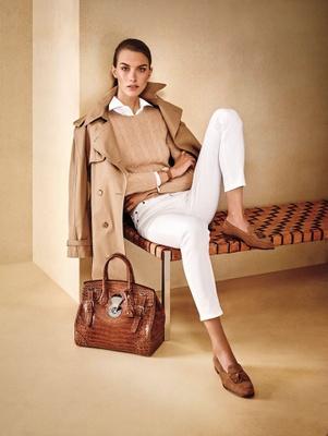Ralph Lauren women's wear.