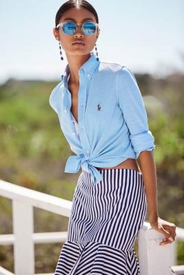 Ralph Lauren womenswear.