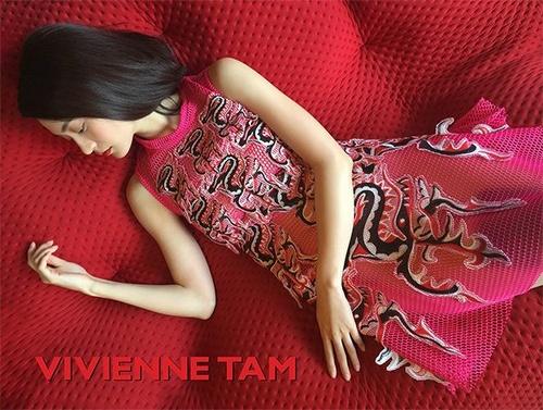 Vivienne Tam clothing.