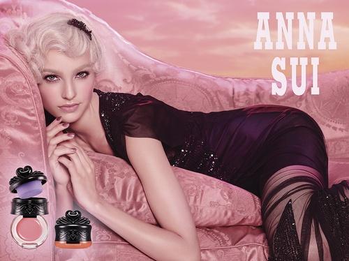 Anna Sui fashion brand.