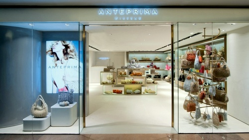 ANTEPRIMA WIREBAG bag shop Harbour City Hong Kong.