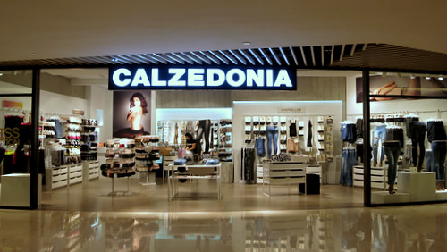 Calzedonia shop YOHO Mall Hong Kong.