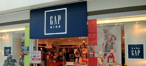 Gap Kids & babyGap shop Festival Walk Hong Kong.