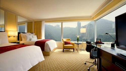 JW Marriott Hotel Hong Kong The Peak.