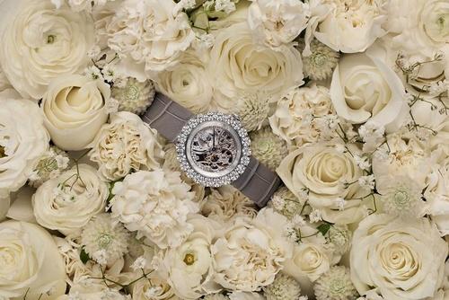 Elegant Watch & Jewellery Corum Heritage Diphylleia watch Hong Kong.