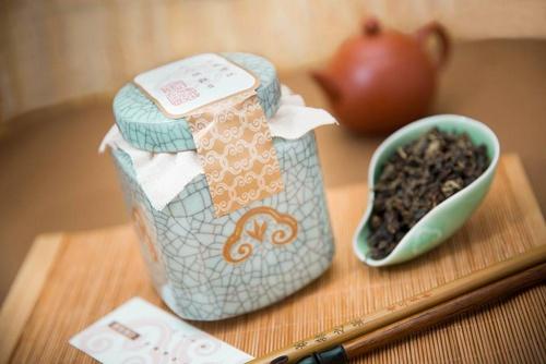 Fook Ming Tong tea Hong Kong.