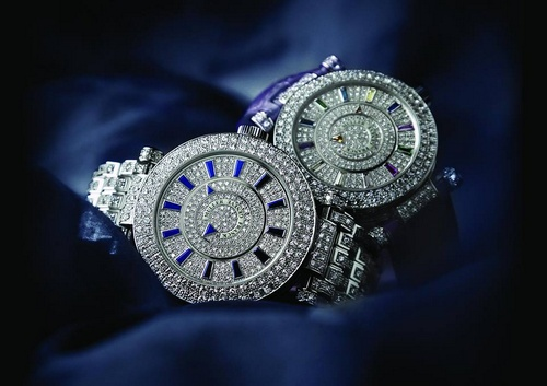 Franck Muller The Double Mystery watch Hong Kong.