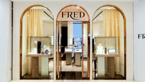 FRED jewellery store Harbour City Hong Kong.