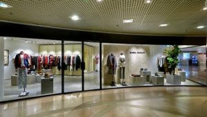 Isabel Marant clothing store Harbour City Hong Kong.