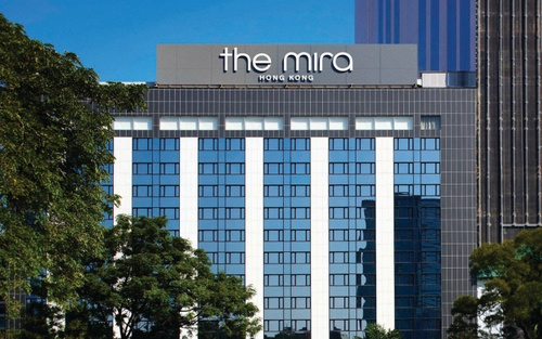 The Mira Hong Kong Hotel Tsim Sha Tsui.