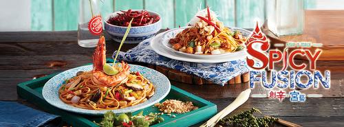 The Spaghetti House restaurant pasta meals Hong Kong.