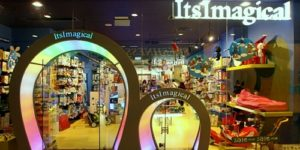 ItsImagical toy store Harbour City Hong Kong.